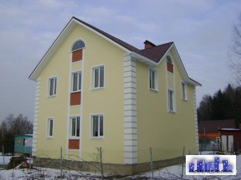 Дом 375 кв.м на участке 10 соток в г. Солнечногорск - Фото 1