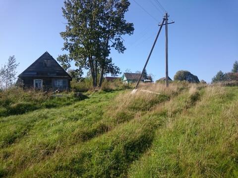 Продажа земельного участка в Маловишерском районе, д. Медведь - Фото 2