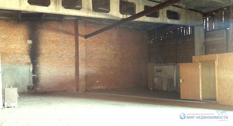 Производственное помещение 213 кв.м. в городе Волоколамске в аренду - Фото 4