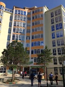 Апартаменты с видом на море, Ялта, Восход, новострой - Фото 2