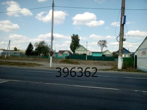 Продаю земельный участок 15сот 1я линия, трасса м5 - Фото 3