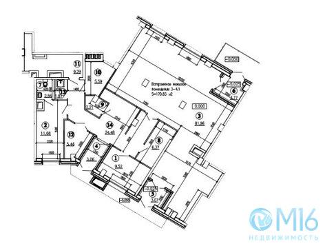 Продажа универсального помещения 171.2 кв. м, пр. Королева 63 к.2 - Фото 4
