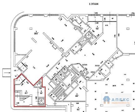 Продажа помещения свободного назначения (псн) пл. 422 м2 под банк м. . - Фото 2