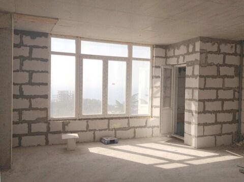 2-к квартира, 50 м2, 2/5 эт, с видом на море в Ялте - Фото 3