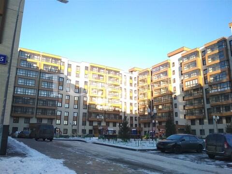 1-комн. квартира, Пироговский, ул ЖК Пироговская Ривьера, - Фото 4