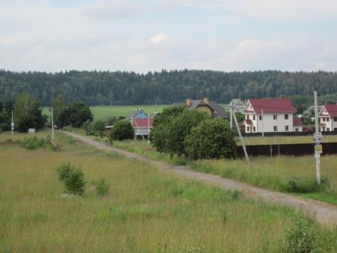 15 соток на Москве реке (2 линия), деревня Никифоровское, ИЖС. - Фото 1