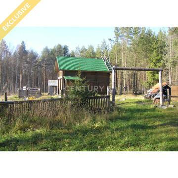Продажа земельного участка 8,5 сот. с домом в д. Киндасово - Фото 1