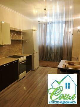 1-комнатная квартира 43 м2 ул. Вишневая Чехов - Фото 2