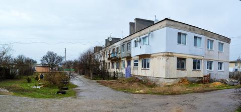 Квартира в курортном пригороде Евпатории - Фото 1