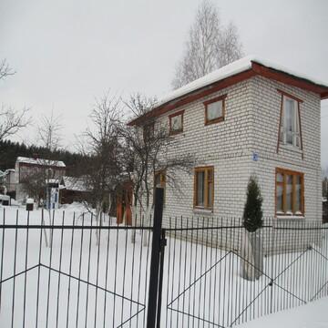 Продам участок с домом в ст Факел, Богородский район - Фото 1