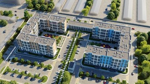 Продам 2-к квартиру, Севастополь г, улица Токарева - Фото 1