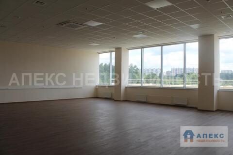 Аренда офиса 165 м2 м. Волоколамская в бизнес-центре класса В в Митино - Фото 1