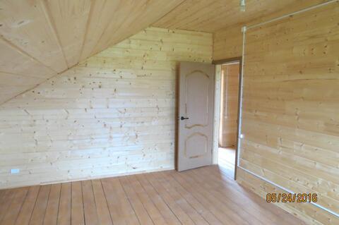 Новый дом 130 м2, 15 соток, газ, д. Володино - Фото 5