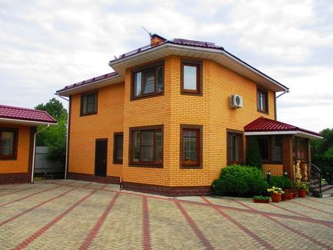 Коттедж, жилой дом д. Малое Толбино, Подольск. - Фото 1