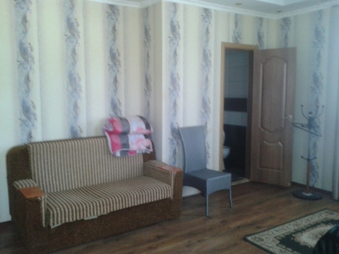 Сдам 1 к/к студия посуточно Севастополь р-н Малахов Курган - Фото 3