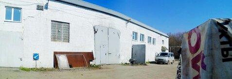 Производственная база.1200кв.м. выя.1 га - Фото 1