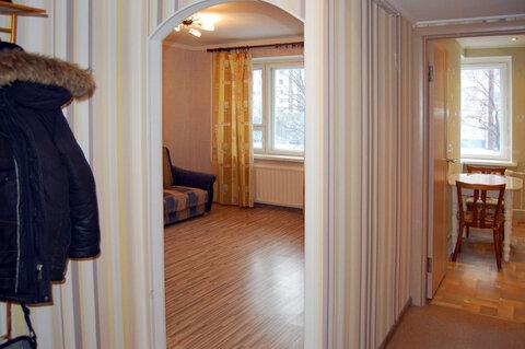 В 600 м от метро «Ленинский Проспект» сдается 1 к.кв в кирпичном доме - Фото 2