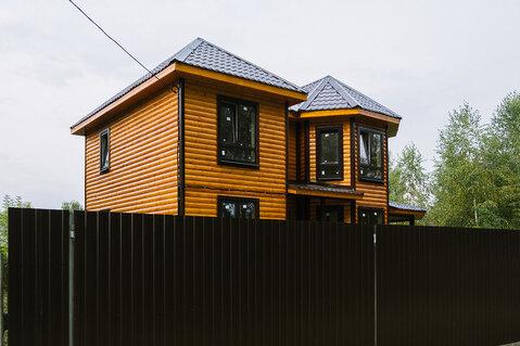 Новый зимний дом у реки Векса, рядом озеро Плещеево - Фото 5