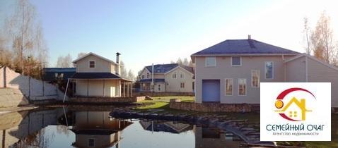 Продам комплекс строений на участке 56 соток, на берегу Волги - Фото 1