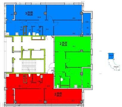 Продажа 2-К квартиры В новостройке В центре города - Фото 3