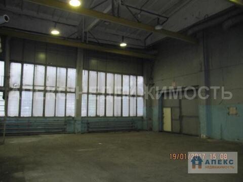Аренда склада пл. 350 м2 м. Щелковская в складском комплексе в . - Фото 1