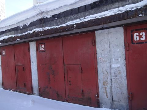 Продам 2-х уровневый гараж, Запорожская, 39б - Фото 1