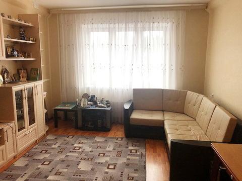 1 комнатная квартира в г. Раменское, ул. Чугунова, д. 43 - Фото 1