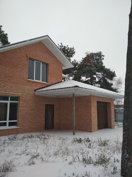 Продажа нового частного дома в микрорайоне Подгорное - Фото 3