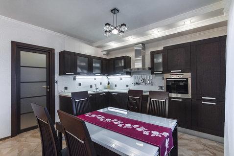 Ленсовета дом 43 к. 3, евро трехкомнатная квартира 109 кв.м. - Фото 1