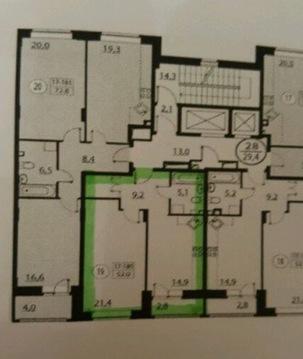 Продам 1-к квартиру, Коммунарка п, улица Липовый Парк 7к2