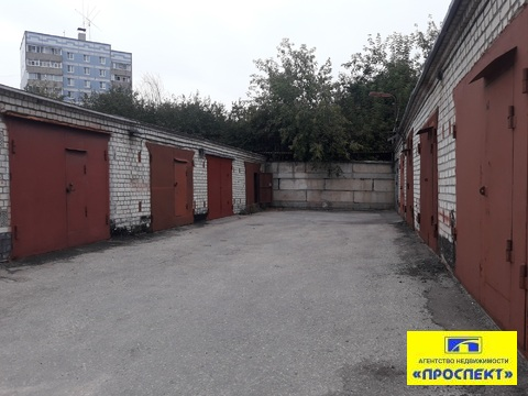 Продам капитальный гараж в Рязани в Канищево - Фото 2