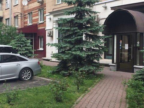 Продажа офиса, м. Выставочная, Кутузовский пр-кт. - Фото 1