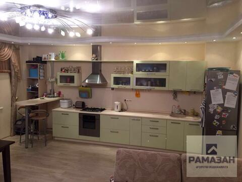 Четырёхкомнатная квартира на ул.Чистопольская 79 - Фото 1