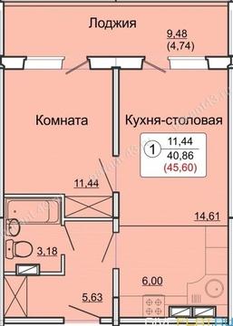 Продажа квартиры, Киров, Луговой пер. - Фото 2