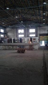 Сдаётся производственно-складское помещение 1363 м2 - Фото 1