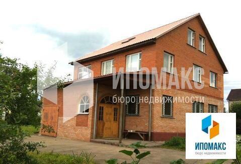 Сдается коттедж 215 кв.м,15 соток,38 км от мкада, Киевское шоссе - Фото 1