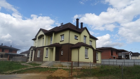 Дом 220 кв.м, Участок 4 сот. , Симферопольское ш, 24 км. от МКАД. . - Фото 4