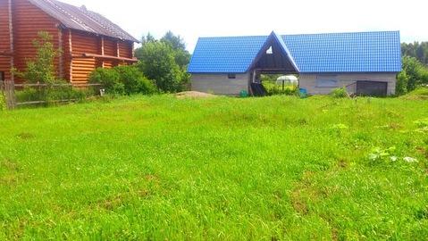 Участок 12 соток ИЖС в дер.Сутоки, Щелковского района. - Фото 1