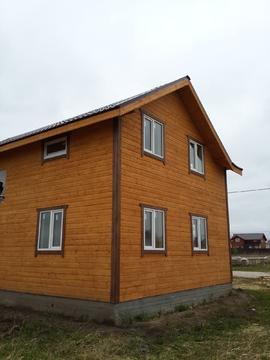 Продается деревянный каркасный дом под ключ кп Кузнецовское подворье, - Фото 3