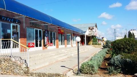Торговый павильон в Евпатории - Фото 1