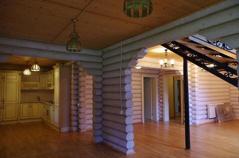 2-этажный дом 250 м(бревно) на участке 16 сот. 7 км до города Хотьково - Фото 5