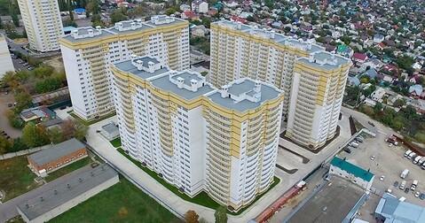 Продаётся 2-комнатная квартира с отделкой в новом доме в Воронеже - Фото 1