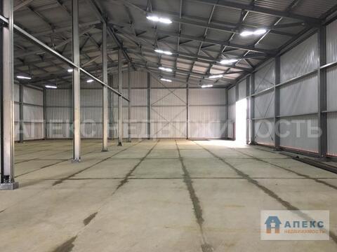 Аренда склада пл. 1200 м2 Видное Каширское шоссе в складском комплексе - Фото 3