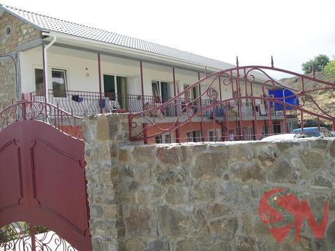 Предлагается на продажу дом в Алуште, с. Солнечногорск, общей площ - Фото 2