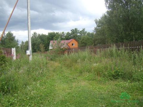 10 сот под ИЖС в д.Михали - 90 км Щелковское шоссе - Фото 4