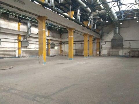 Производство/Склад 1500кв.м,1 мвт,7 ворот, пандус - Фото 3