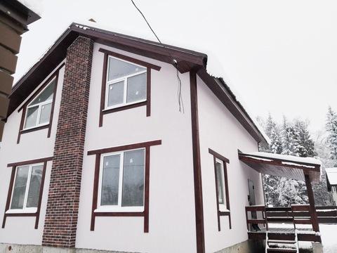Продаётся новый дом 155 кв.м с участком 8 соток - 35 км от МКАД - Фото 5