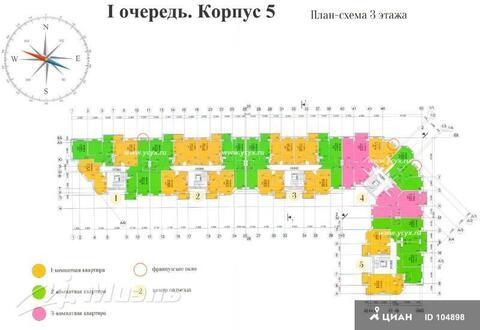 Продажа квартиры, Суханово, Ленинский район - Фото 2