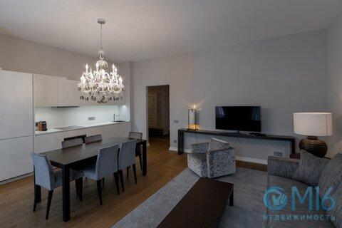 Продается стильная видовая трехкомнатная квартира - Фото 4
