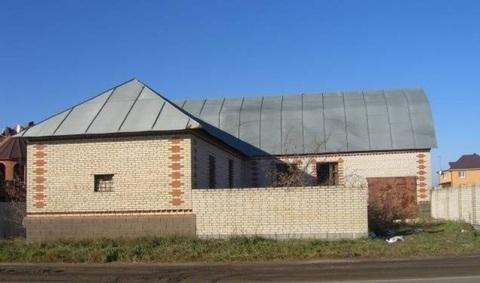 Продам недостроенный кирпичный дом в деревне Клишева. - Фото 2
